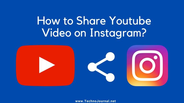 How to Share Youtube Video on Instagram