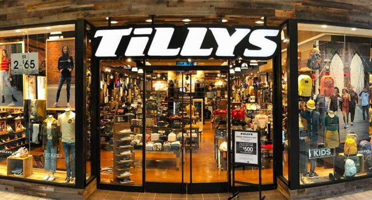Stores Like Tillys