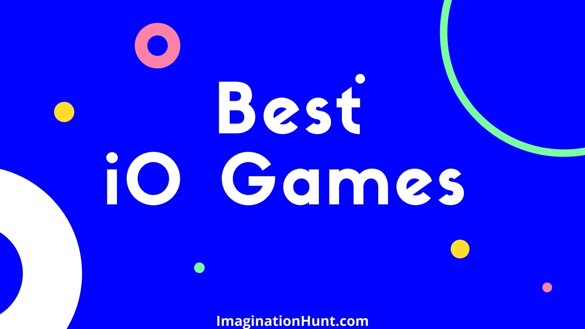Best .IO Games