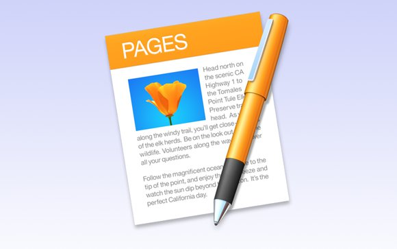 Highlight Text in Pages