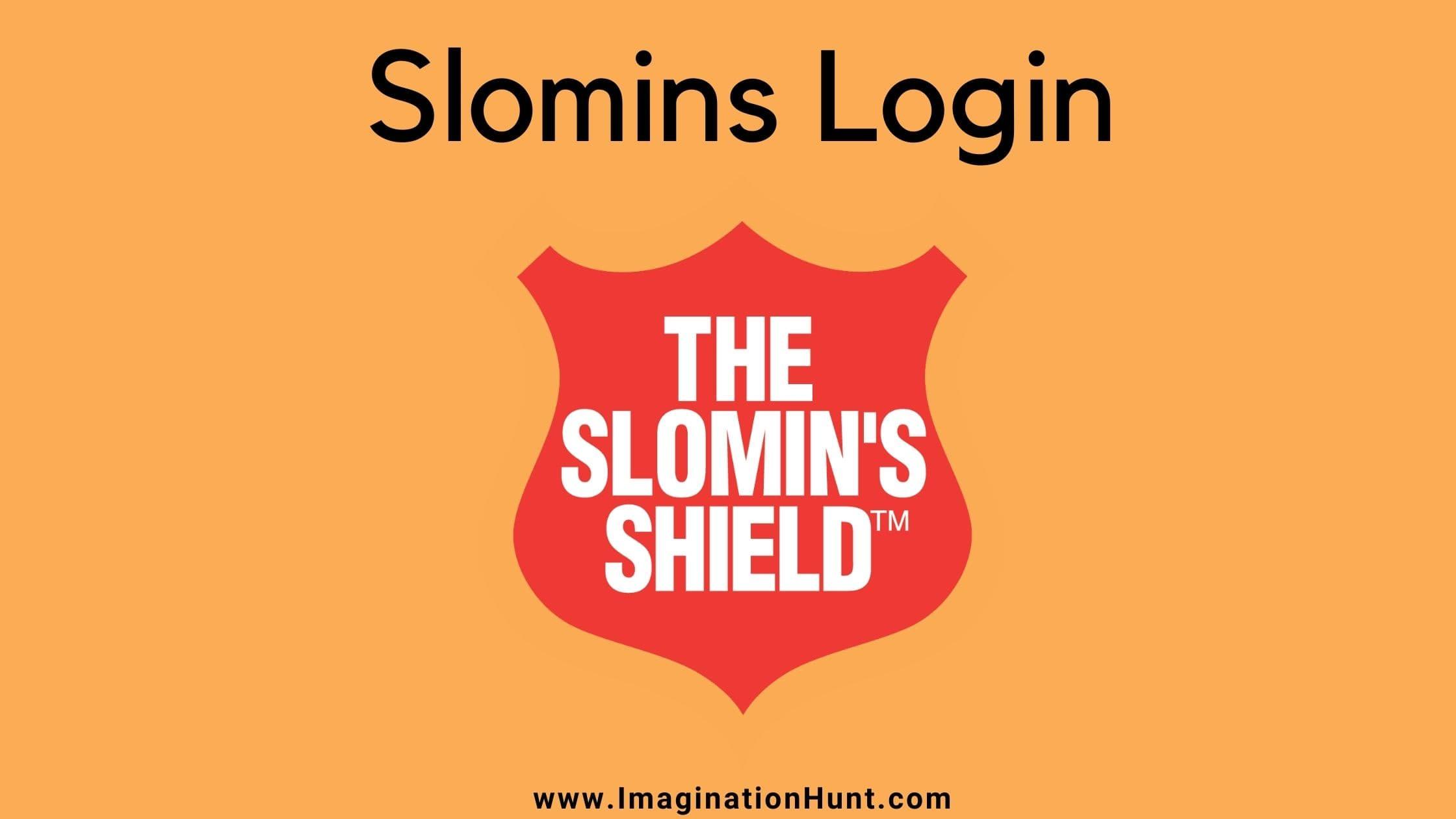 Slomins Login