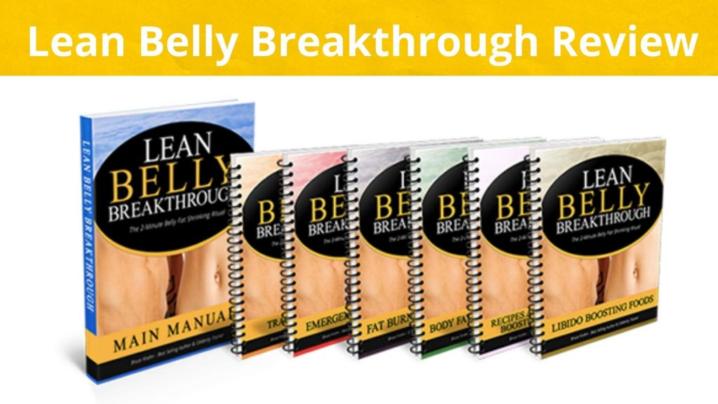 Lean Belly Breakthrough Review USA 2021