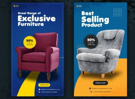 Flip Furniture Online on Social Media Market Place