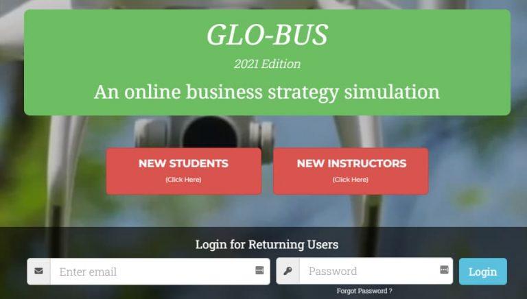 Glo Bus Login