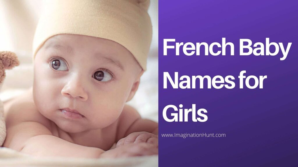 French Baby Names for Girls