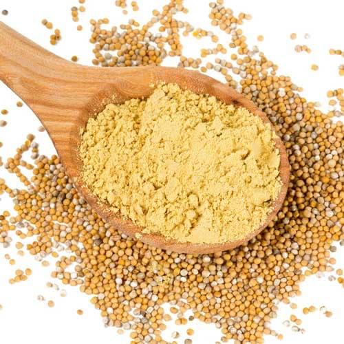Mustard Powder Pregnancy Test