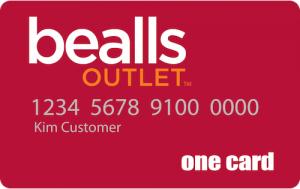 Bealls Outlet Credit Card Login