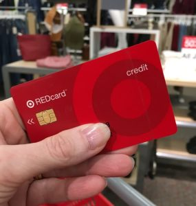 Target Red Credit Card Login